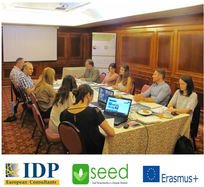Seed Last Meeting Website